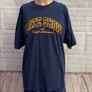 XXL official CBS Network Late Show Tee